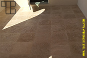 Floor Tile Installation by TLC TILE PROS TAMPA