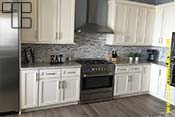 Kitchen Tile Installation by TLC TILE PROS TAMPA